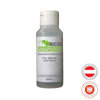 ECO GREENSTAR DISINFECT hand gel 125ml