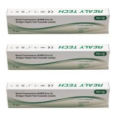 Realy Tech SARS-COV-2 Antigen Rapid Self-test